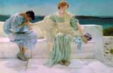 [Alma-Tadema - Ask Me No More]