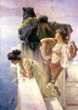 [Art Prints by Artist - as in, A Coign of Vantage, by Alma-Tadema]