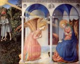 [Fra Angelico - The Annunciation]