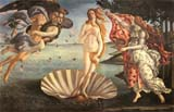 [Botticelli - The Birth of Venus]
