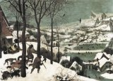 [Bruegel - Hunters in the Snow]