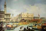 [Canaletto - Betrothal of the Venetian Doge to the Adriatic Sea]