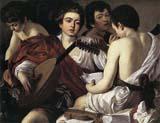 [Caravaggio - The Musicians]