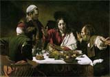 [Caravaggio - Supper at Emmaus]