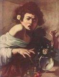 [Caravaggio - Boy Bitten by a Lizard]