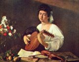 [Caravaggio - The Lute Player]