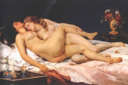 Courbet - The Sleepers