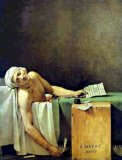 [Art Prints - David - Death of Marat]