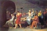 [David - Death of Socrates]