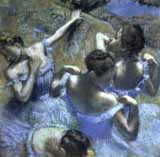 [Degas - Blue Dancers]