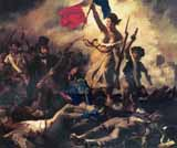 [Delacroix - Liberty Leading the Prople]