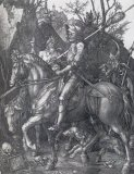 [Durer - Knight, Death, and the Devil]