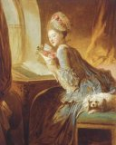 [Fragonard - Love Letter]