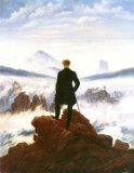 [Friedrich - Wanderer above a Sea of Fog]