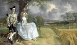 [Gainsborough - Mr and Mrs Andrews]