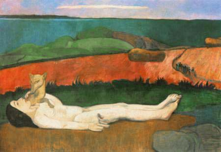 Gauguin loss of virginity Contest