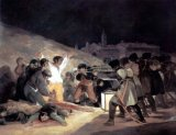 [Goya - Execution of the Rebels of the 3rd of May, 1808]