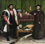 [Holbein - The Ambassadors]