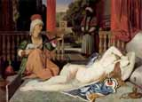 [Ingres - Odalisque with a Slave]