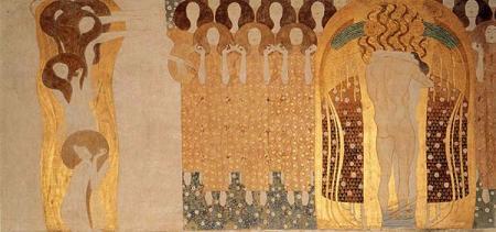 Klimt - Beethoven Frieze