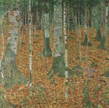 [Klimt - The Birch Wood]