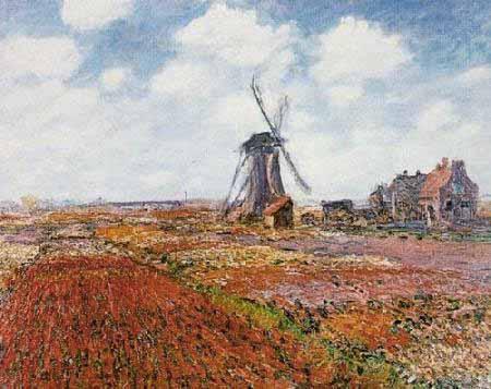 Monet Paintings
