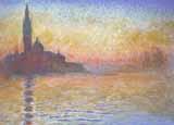[Monet - San Giorgio Maggiore by Twilight]