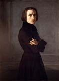 [Lehmann - Portrait of Franz Liszt]
