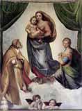 [Raphael - Sistine Madonna]