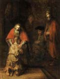 [Rembrandt - Return of the Prodigal Son]