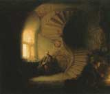 [Art Prints, as in, Philosopy - as in, Philosopher in Meditation, by Rembrandt]