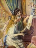 [Renoir - Girls at the Piano]