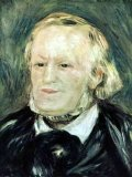 [Renoir - Portrait of Wagner]