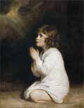 [Joshua Reynolds - Infant Samuel Praying]