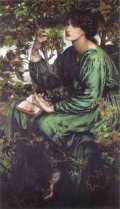 [Rossetti - The Day Dream]