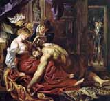 [Rubens - Samson and Delilah]