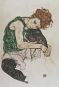 [Schiele - The Artist's Wife]