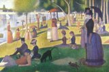[Seurat - Sunday Afternoon on the Island of La Grande Jatte]
