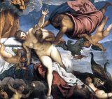 [Tintoretto - Origin of the Milky Way]