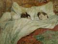 [Toulouse-Lautrec - The Bed]