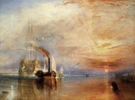 [The Fighting Temeraire - Turner]