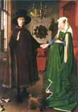 [Van Eyck - The Arnolfini Marriage]