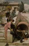 [Waterhouse Prints - Diogenes]