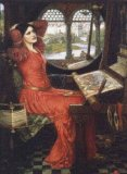 [Waterhouse - I am Half-Sick of Shadows, said the Lady of Shalott]